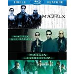 The Matrix/TheMatrix Reloaded/TheMatrix Revolutions [3 Discs] [Blu-ray]