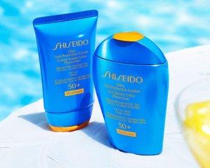 防晒选购指南Shiseido资生堂防晒品大百科