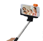 $4.99 Mpow iSnap Pro 3-In-1 Self-portrait Monopod Extendable Selfie Stick with built-in Bluetooth Remote Shutter With Adjustable Grip Holder