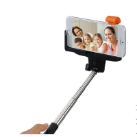Mpow iSnap Pro 3-In-1 Self-portrait Monopod Extendable Selfie Stick with built-in Bluetooth Remote Shutter With Adjustable Grip Holder