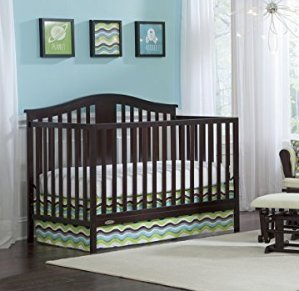 Graco Solano 4-in-1 Convertible Crib and Bonus Mattress