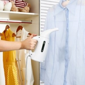 $19 Crazo Mini Clothes Steamer