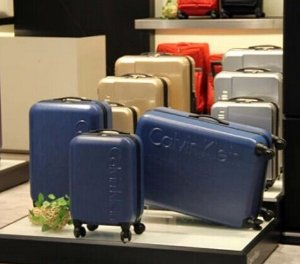 Up to 68% Off CALVIN KLEIN Luggage @ Saks Off 5th