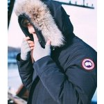 with Canada Goose Purchase @ Saks Fifth Avenue