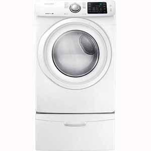Samsung 7.5 cu. Dryer/4.2 Washer