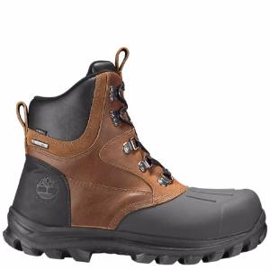 Timberland Men's Chillberg Mid Shell-Toe Waterproof Boots