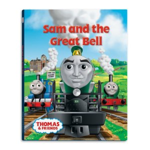 Thomas & Friends™ Wooden Railway Sam and the Great Bell Book | DHF75 | Fisher Price