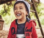 Extra 25% off Friends & Family Sale + 25% Off Clearance Kids Apparel @ OshKosh.com