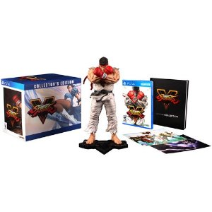 Street Fighter V Collector's Edition (PS4)