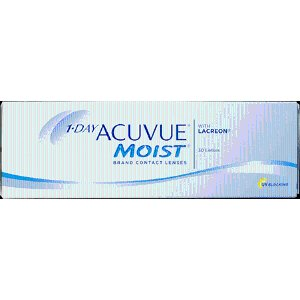 Contact Lenses - Hassle Free & Quick Shipping - 1 Day Acuvue Moist