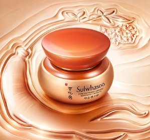 Free Pearl Mirror and 2 Deluxe Samples with Purchase of the NEW Concentrated Ginseng Renewing Cream EX @ Sulwhasoo