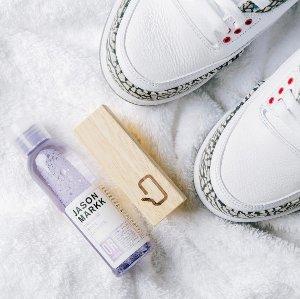 $10起+免邮!爱鞋必备!Nordstrom 精选 Jason Markk鞋子清洁剂保护喷雾等热卖
