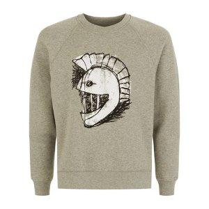 Burberry Runway Pallas Head Sweatshirt