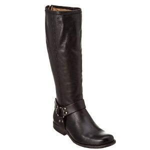 Frye Women's Phillip Harness Tall Leather Boot