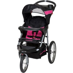 Only $69.88! Baby Trend Expedition Jogger Stroller, Bubble Gum