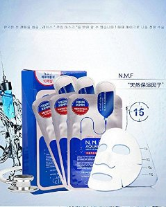 $14.44 Korea N.M.F Mediheal Aquaring Ampoule Essential Mask Pack 1box 10sheet