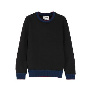 ACNE STUDIOS Carly cotton-jersey sweatshirt