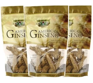 extra 0.9% Off100% American Ginseng Special Sale @ Green Gold Ginseng
