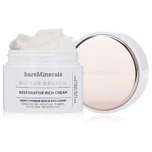 bareMinerals BUTTER DRENCH™ Restorative Rich Cream - Dermstore