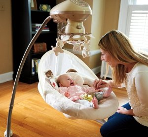 $89.99#1 Best Seller! Fisher Price Cradle 'n Swing - My Little Snugapuppy