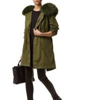 £562.5Mr & Mrs Italy Army Shell Parka @ Harrods