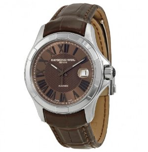 RAYMOND WEIL Parsifal Automatic Brown Dial Men's Watch