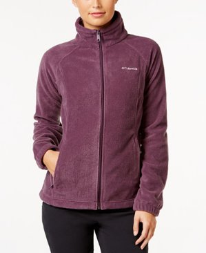 2016 Black Friday! $29.99 (was $60) Columbia Benton Springs Fleece Jacket @ macys.com