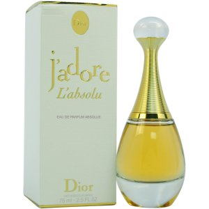 J'adore L'absolu by Christian Dior for Women - 2.5 oz Eau De Parfum Absolue Spray - Walmart.com
