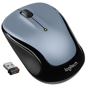Logitech M325 Wireless Mouse Silver by Office Depot & OfficeMax