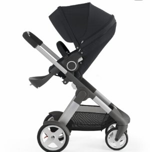 Up to $150 Off+Free $59 Fleece BlanketSelect Stokke Crusi Stroller @ Albee Baby