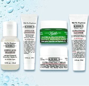 5 FREE Deluxe TreatsWith Your $85 Purchase @ Kiehl's