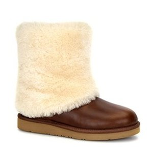 UGG® Patten Chestnut Leather