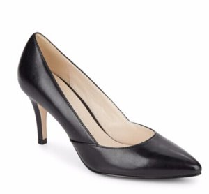 Cole Haan Kyle Leather Point-Toe Pumps @ Saks Off 5th