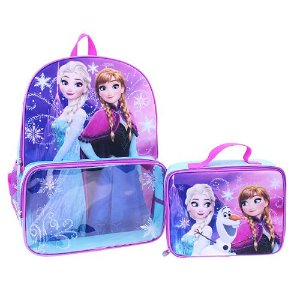 Buy 3 Get $8.16 Each Kids Character Backpack @ Kohl's.com