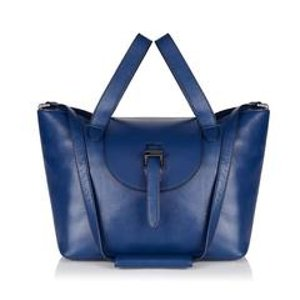 Thela medium tote bag midnight blue