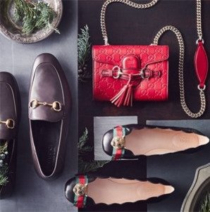 Up to 36% Off Gucci Handbags to Shoes Sale  @ Rue La La