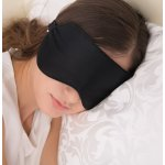 ALASKA BEAR Natural silk sleep mask & blindfold, super-smooth eye mask
