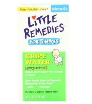 $5.65 Little Remedies Tummys Gripe Water, 4 Fluid Ounce