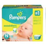 Purchase of 2 Huggies or Pampers Diapers