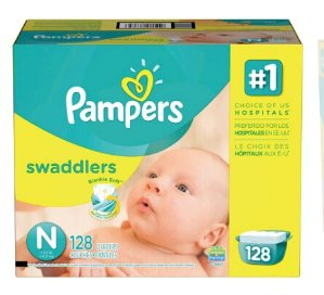 $10 GiftcardPurchase of 2 Huggies or Pampers Diapers