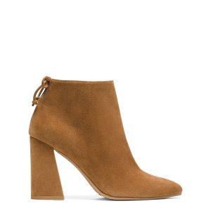 Grandiose Block Heel Booties - Shoes   Shop Stuart Weitzman