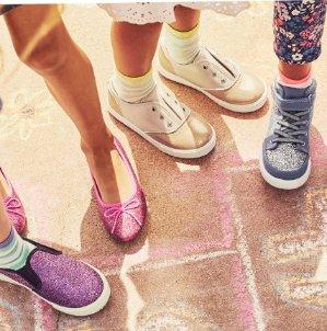 Free Shipping + Buy One Get One Free! Kids Shoes Doorbuster @ Oshkosh.com