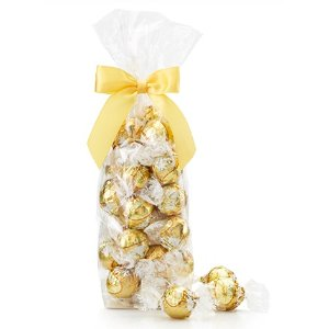 White LINDOR Truffles 28-pc Bag