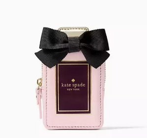 on pointe perfume coin purse @ kate spade