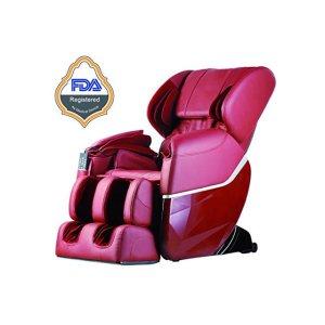 BestMassage EC77 Electric Full Body Shiatsu Massage Chair Recliner Zero Gravity w/Heat - Burgundy – NeweggFlash.com