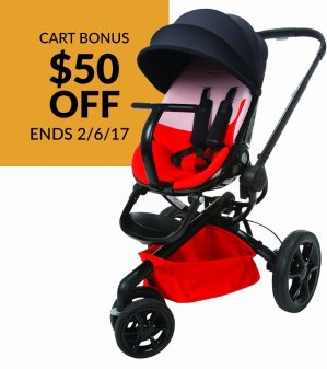 Up to $50 Off Bonus SavingsFlash Sale @ Albee Baby