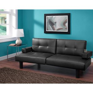 Mainstays Connectrix Futon-Black