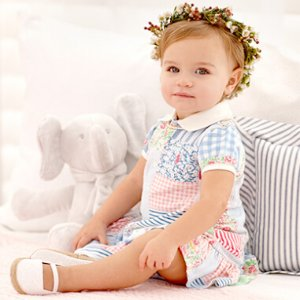 Extra 40% Off Baby's Apparel,Shoes and Accessories @ Ralph Lauren