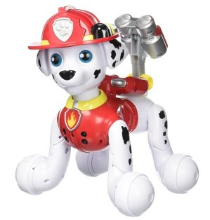 Paw Patrol - Zoomer - Marshall Toy