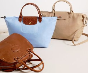 Starting at $39Longchamp handbags @ Gilt